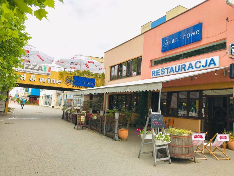 18 maja 2020 ponowne otwarcie restauracji!